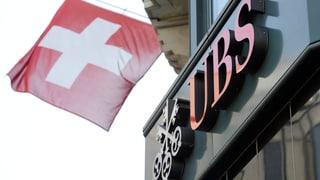UBS mit 3,3 Milliarden Franken Gewinn