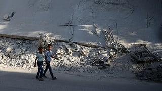 Neue Gefechte in Syrien trotz Waffenruhe
