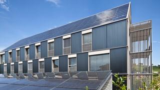Nationalrat für «Energiewende light» bei Photovoltaik