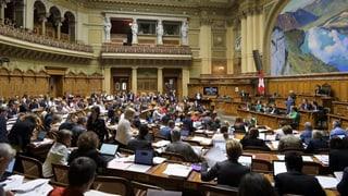 Auch der Nationalrat will ein besseres Rahmenabkommen