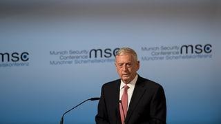 Trump und Ukraine im Fokus der Münchner Sicherheitskonferenz