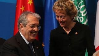 Schweiz bei G20 nicht mehr dabei