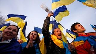 Moskau will mit Kiew reden