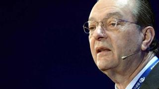 Grübel: «Der Franken trägt nicht Hauptschuld an Job-Verlusten»