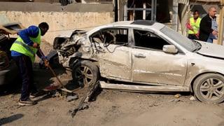 Dutzende Tote bei Anschlagsserie im Irak