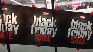 «Bei Black-Friday-Rabatten werden wir zu Schnäppchen-Jägern»
