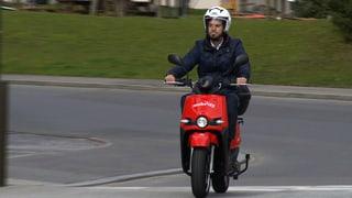 Nach den Leihbikes kommen nun die E-Scooter