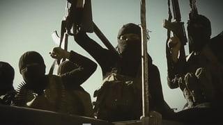 Isis-Kämpfer rufen «Kalifat» aus