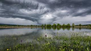 Dauerregen: Situation bleibt angespannt