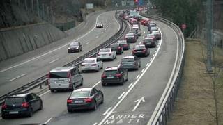 Weniger Verkehr als erwartet