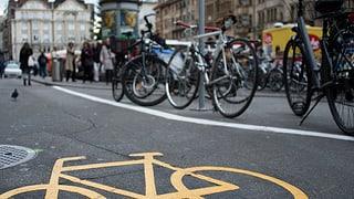 Weniger Autoverkehr in Basel in den letzten fünf Jahren