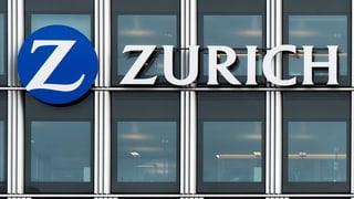Im August gab die Zurich-Versicherung bekannt, dass sie in Zürich Stellen streicht.