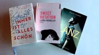 Jung, poetisch, radikal – Julia Webers «Immer ist alles schön» und zwei weitere Schweizer Romandebüts