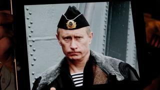 Putin jagt «Agenten» in ausländischen Stiftungen