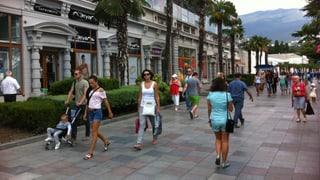 Krim-Annexion: Rentner froh, Junge arbeitslos, Zukunft ungewiss