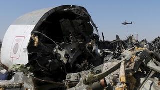 Flugzeug-Absturz wegen «mechanischer Einwirkung»
