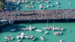 900'000 Besucher an der Street Parade