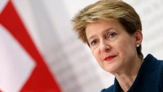 Sommaruga relativiert Holocaust-Botschaft des Bundespräsidenten