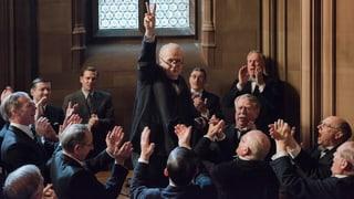 Schwer Oscar-verdächtig: Gary Oldman als Sir Winston Churchill