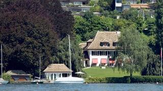 Am Zürichsee sollen die Gemeinden entscheiden, was auf dem Uferland gebaut werden soll.