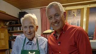 Video «Danke Happy Day - Im Sommer bei Arthur Burgers Weihnachtstanne » abspielen
