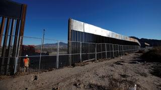 Mexikanischer Staatschef kritisiert Trumps Mauerbau-Plan scharf
