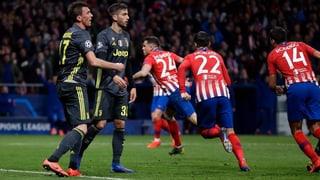 Atletico belohnt sich spät, dafür ohne Diskussionen
