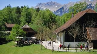 Ballenberg bekommt vom Kanton Bern eine halbe Million mehr