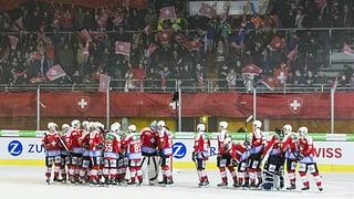 Naziunala svizra a la Cuppa Spengler 2017