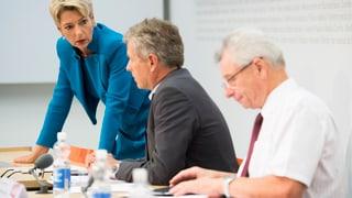 Bürgerliche Gegner halten Altersvorsorge 2020 für «Scheinreform»