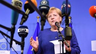 Kommt Merkel Italien entgegen?