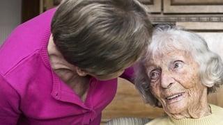 Gute Pflege kostet Zeit – und Zeit ist Geld