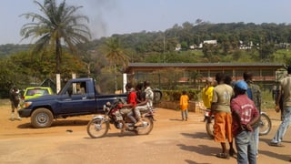 Hollande will sich in Zentralafrikanischer Republik heraushalten