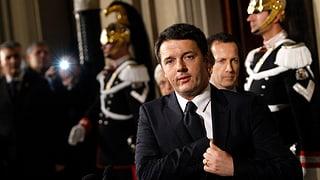 Renzi will Italien umkrempeln