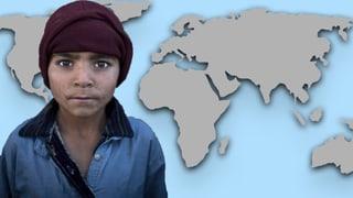 Darum flüchten Kinder aus ihrem Heimatland