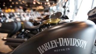 Trumps Retourkutsche für Harley-Davidson