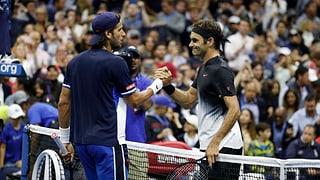 Federer muss wohl einen Rekord abgeben