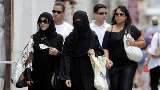 Arabische Touristen kommen weiterhin ins Tessin