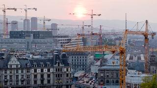 Baubranche blickt auf ein erfolgreiches Jahr zurück