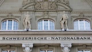 Cussegl federal na vul betg surdar tut la pussanza a la SNB