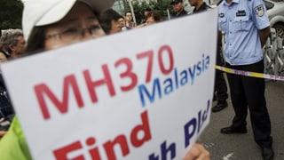 Weiteres Wrackteil von Flug MH370 identifiziert
