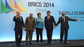 Brics-Staaten gründen Alternative zur Weltbank