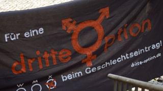 Deutschland soll als erstes europäisches Land ein «drittes Geschlecht» erhalten. Das hat das deutsche Bundesverfassungsgericht entschieden.