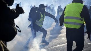 Frankreich muss Polizeigewalt gegen Gelbwesten untersuchen