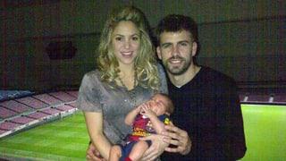 Nomen non est omen: Baby Milan bringt dem «FC Barcelona» Glück