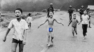 Facebook zensiert Kriegsdokument – norwegische Zeitung empört