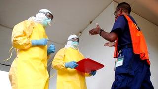 Ebola: «Einen 100-prozentigen Schutz gibt es nicht»