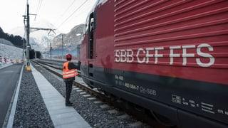 Wieviel Zeit spart man auf der Zugreise von Zürich nach Mailand?