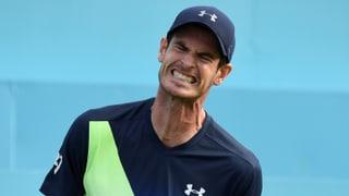 Murray verliert bei Comeback knapp – Vögele in Mallorca out