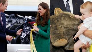 Ein Jahr Prinz George – ein Jahr voller Geschenke